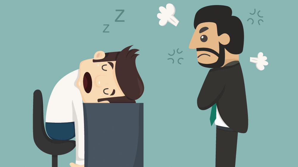 Reprymenda motywująca – porady jak jej udzielić
